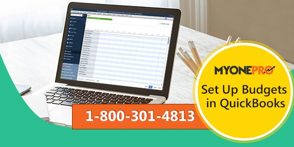 How to Do Budget Set Up in QuickBooks