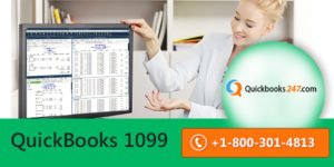 1099 form filing in QuickBooks