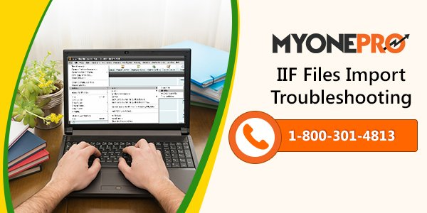 IIF Files Import Troubleshooting Fix Error - Quickbooks iif file format