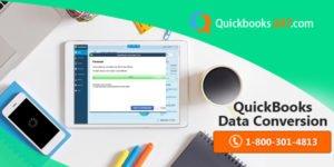 Import or Convert Data QuickBooks