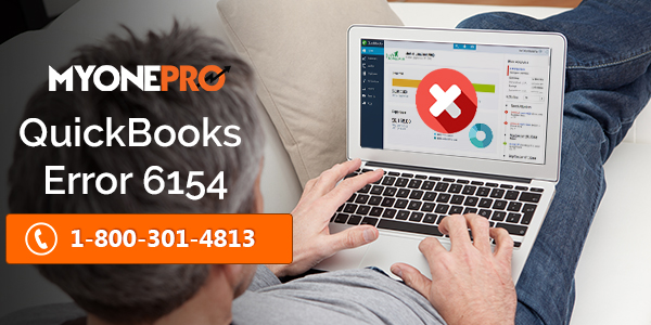 Fix QuickBooks Error 6154