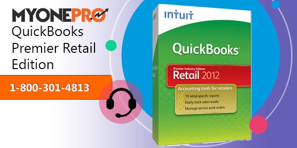 Buy QuickBooks Premier Retail Edition Online
