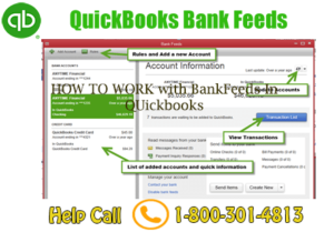 Demo of Using the Bank Feed with QuickBooks Desktop