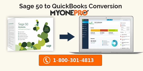 How Do I Convert SAGE 50 Into QuickBooks