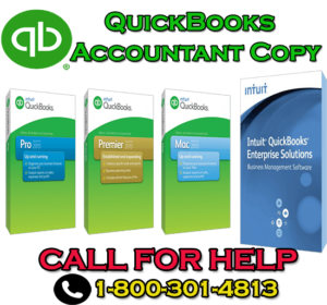 How To Create Accountant Copy In QB