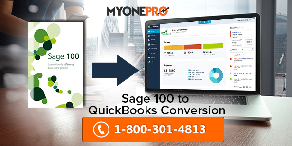 How to Convert SAGE 100 to QuickBooks