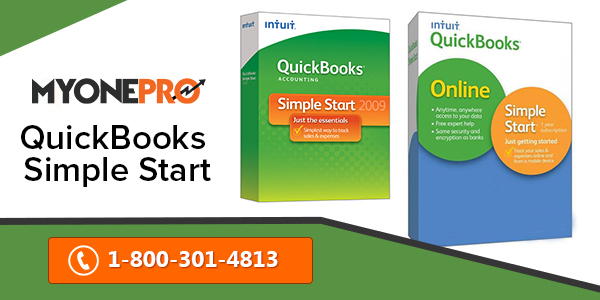 QuickBooks Simple Start For Business