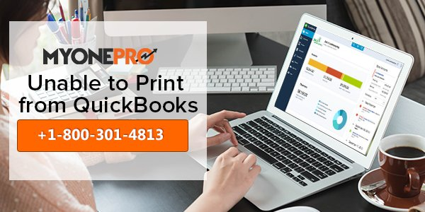 Printing Problems Error in QuickBooks