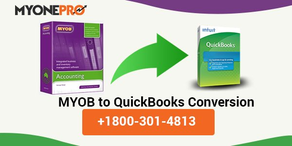 Converting MYOB into QuickBooks