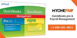 QuickBooks Pro 2017 with Payroll Software