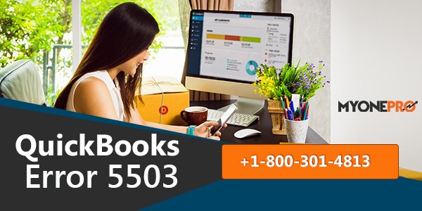 Troubleshooting QuickBooks Error 5503