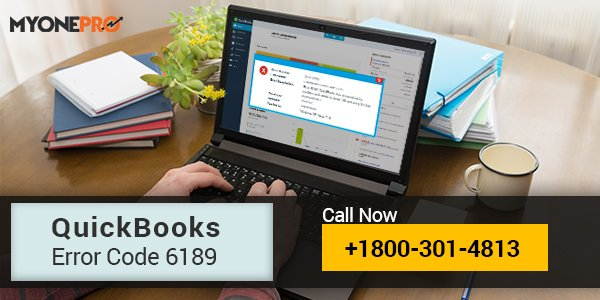 Troubleshooting QuickBooks Error 6189