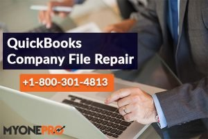 Fix QuickBooks company file In Simple Steps