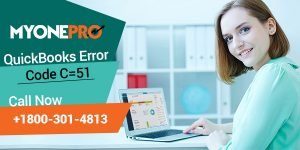 QuickBooks Shut Down Due to Error code C=51