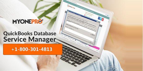 Quickbooks Database Manager Usage & Setup