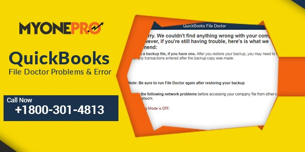 Resolve QuickBooks Problems and Error with QuickBooks File Doctor