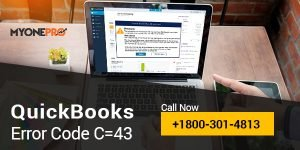 Quickbooks File Recovery Error C=43 Repair