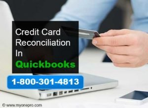 How to Reconcile bank credit card