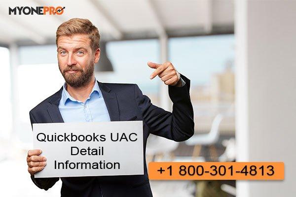 UAC settings in QuickBooks Desktop
