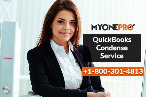 What Is Quickbooks Condense