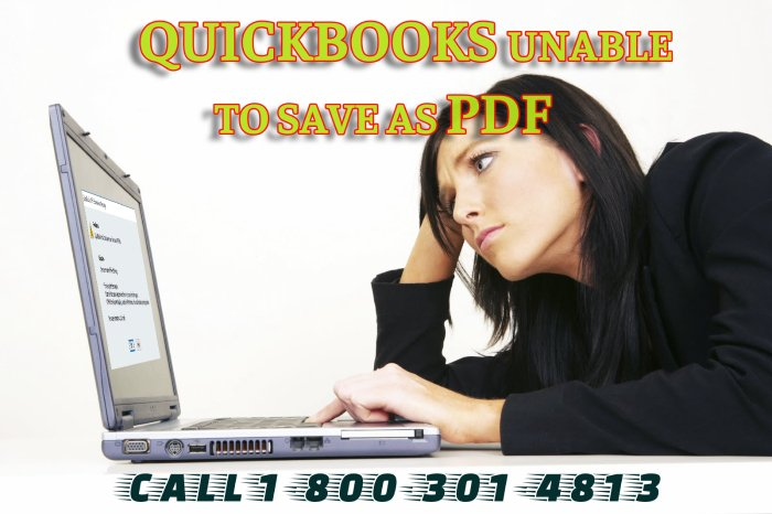 Quickbooks Unable To Save As Pdf Fix Troubleshoot Can T Save Pdf Qb