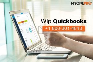 What Is Wip Quickbooks ?