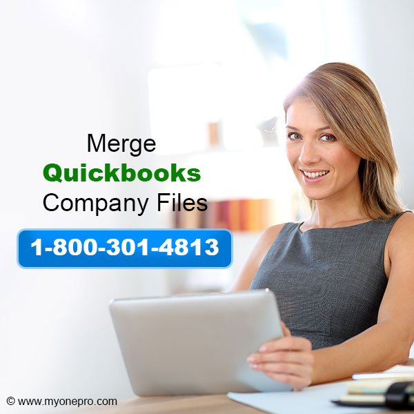 Can merge two company files in QuickBooks?