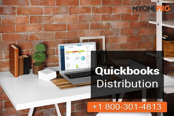 QuickBooks Distribution of income to partners