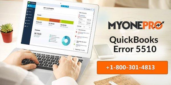 QuickBooks Error Code 5510 Troubleshooting