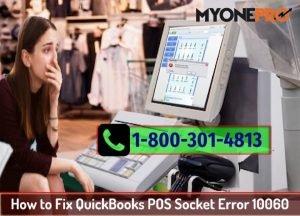 Troubleshoot QB Socket Error 10060