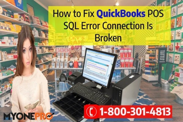 How To Fix QB Pos SQL Connection Lost Error