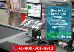 Resolve QuickBooks POS Error 1328