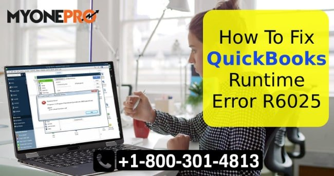 QB Runtime Error R6025 Troubleshooting