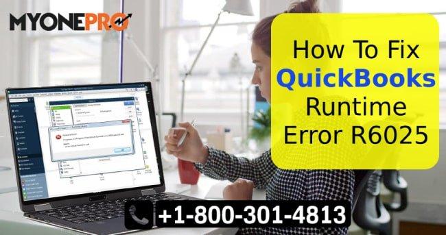 QB Runtime Error R6025 Troubleshooting