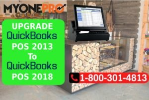 How to Upgrade to QuickBooks POS 2018 from QBPOS 13.0