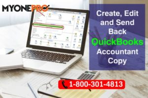 Accountant's Copy QuickBooks
