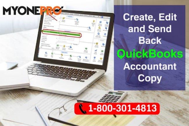 Accountant's Copy QuickBooks