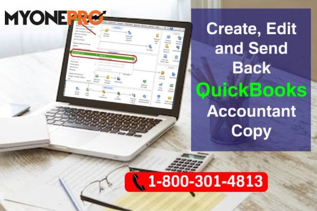 Transferring QuickBooks Accountant's Copy