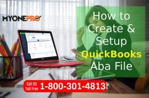 ABA File in QuickBooks Payroll