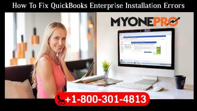 Troubleshoot Install Error QB Enterprise