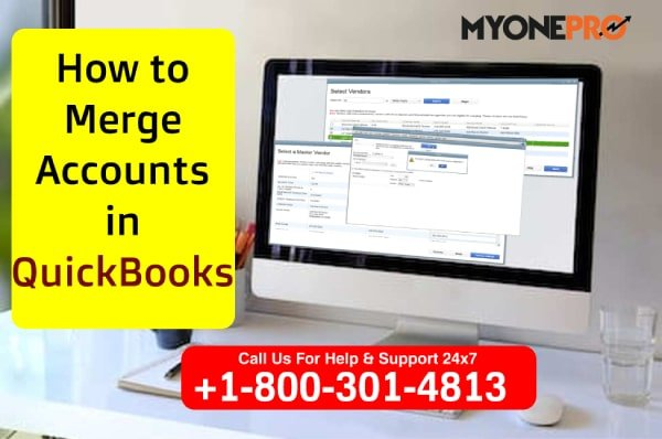 Merge QuickBooks Accounts