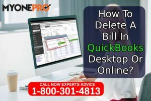 Steps For Deleting Bill Payments in QuickBooks