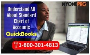 Learn QB STD Charts of Account
