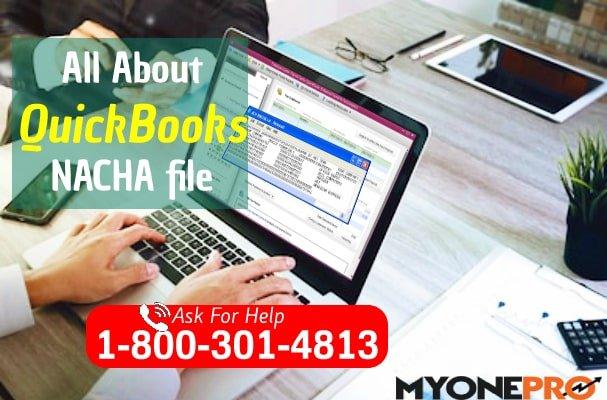 How NACHA file Works in QuickBooks