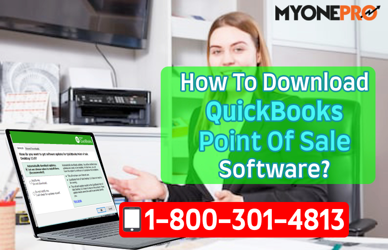 Download Now QuickBooks Point Of Sale Software