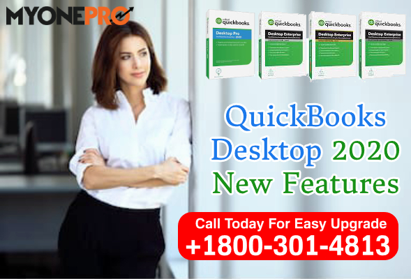 New Features Added In QB Desktop 2020