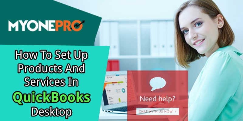 Manage Product And Service List In QuickBooks Desktop