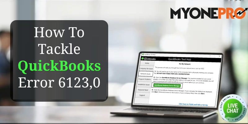 How Do I Fix QuickBooks Desktop Error 6123