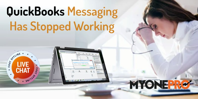 Fix Stopped QuickBooks Messaging Issue