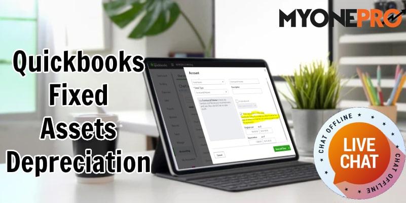How To Put Depreciation In QuickBooks